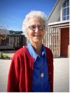 Sr Margaret Anne Mills